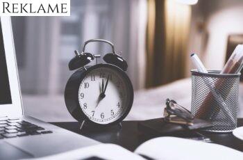 Tidsregistreringssystem i virksomheder